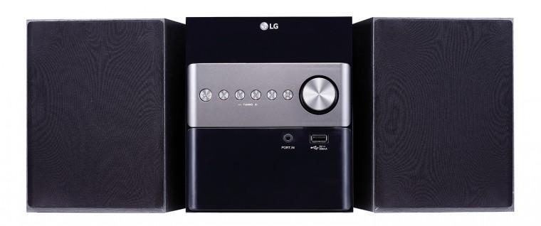 Minisystém, Mikrosystém LG CM1560
