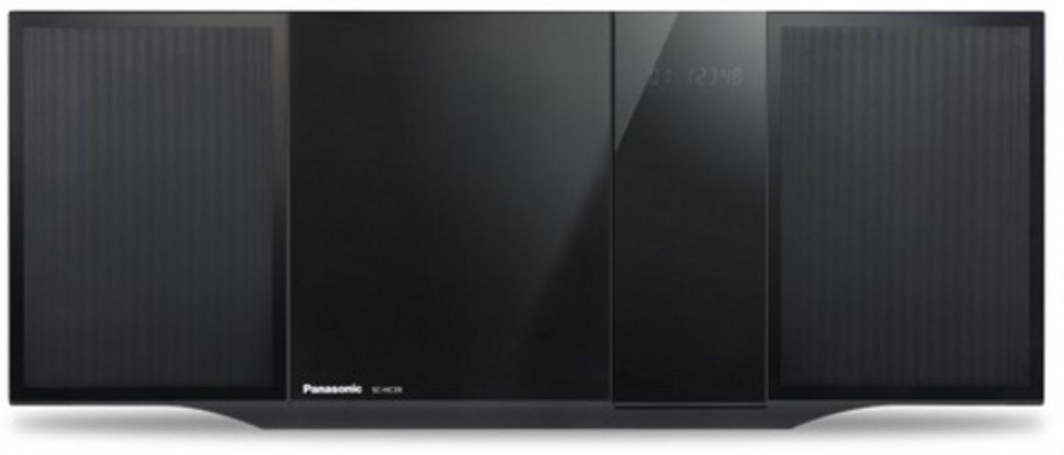 Minisystém, Mikrosystém Panasonic SC-HC39EC-K