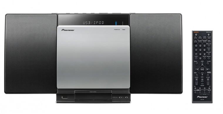 Minisystém, Mikrosystém  Pioneer X-SMC00-K