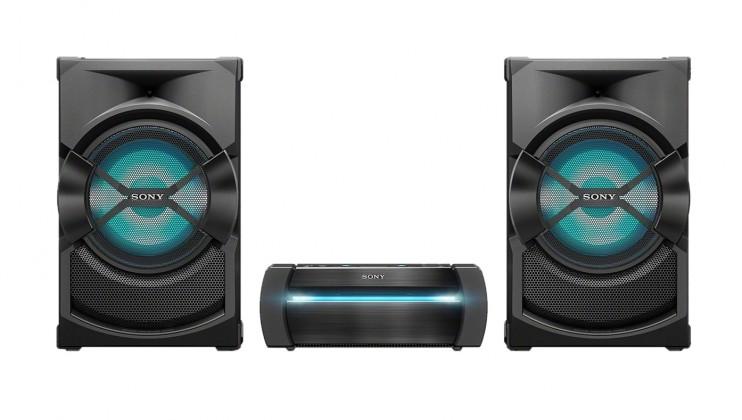 Minysystémy Minisystém Sony SHAKE-X30D