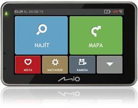 Mio Combo 5207 FULL EUROPE LM plus 8GB SD card ROZBALENÉ