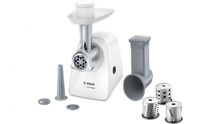 Mlynček Mäsomlynček Bosch MFW2514W,1500W,biely
