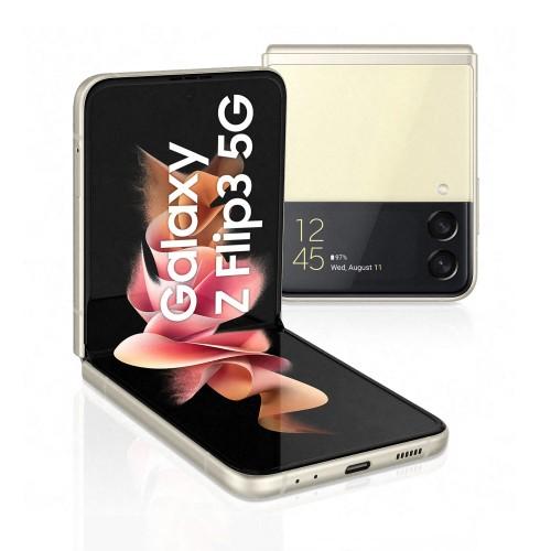 Mobilní telefon Samsung Galaxy Z Flip 3 256GB, béžova