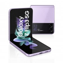 Mobilní telefon Samsung Galaxy Z Flip 3 256GB, fialová
