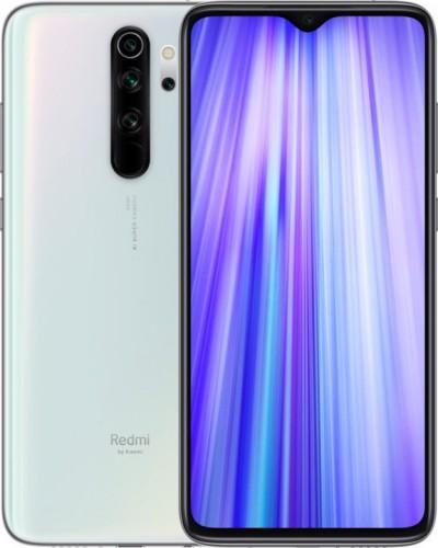 Mobilní telefon Xiaomi Redmi Note 8 Pro 6GB/64GB, bílá + DÁREK Antivir ESET Mobile Security pro Android v hodnotě 299 Kč
