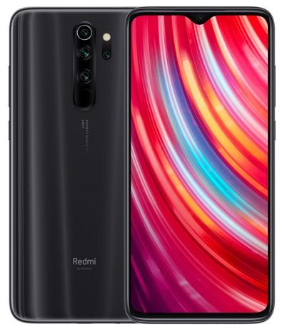 Mobilní telefon Xiaomi Redmi Note 8 Pro 6GB/64GB, černá + DÁREK Antivir ESET na 1rok v hodnotě 299Kč