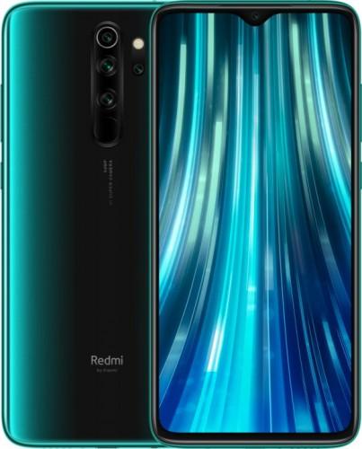 Mobilní telefon Xiaomi Redmi Note 8 Pro 6GB/64GB, zelená + DÁREK Antivir ESET na 1rok v hodnotě 299Kč
