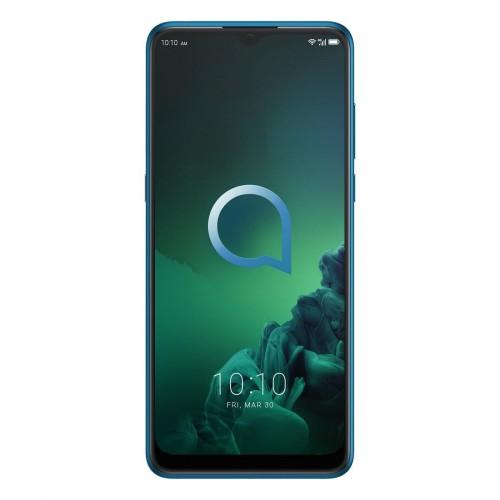 Mobilný telefón Alcatel 3X 6GB/128GB, zelená