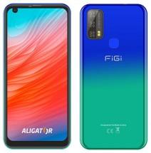 Mobilný telefón Aligator FIGI Note 3 3 GB/32 GB, modrý