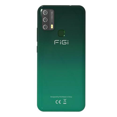 Mobilný telefón Aligator FIGI Note 3 3GB/32GB, zelená