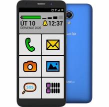 Mobilný telefón ALIGATOR S5520 SENIOR 1GB/16GB, modrý + DARČEK Antivir Bitdefender v hodnote 11,9 €