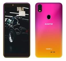 Mobilný telefón Aligator S5540 2 GB/32 GB, ružovo-zlatý