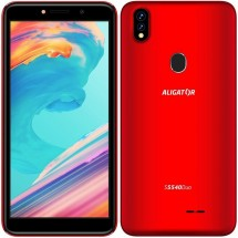 Mobilný telefón Aligator S5540 2GB/32GB, červená