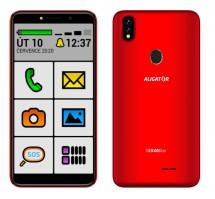 Mobilný telefón ALIGATOR S5540KS 2GB/32GB, Kids+Senior, červený