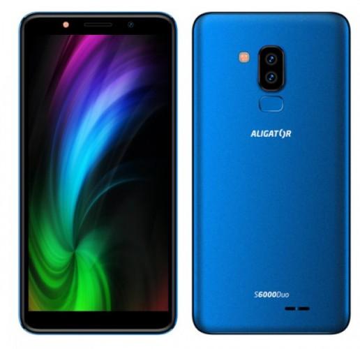Mobilný telefón Aligator S6000 1 GB/16 GB, ružový