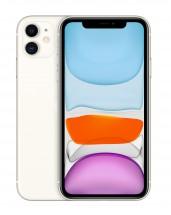 Mobilný telefón Apple iPhone 11 128GB, biela