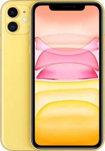 Mobilný telefón Apple iPhone 11 64GB, žltá