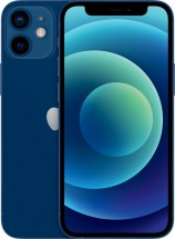 Mobilný telefón Apple iPhone 12 mini 256GB, modrá