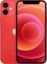 Mobilný telefón Apple iPhone 12 mini 64GB, červená