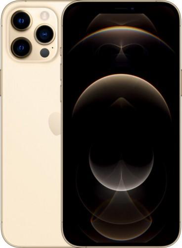 Mobilný telefón Apple iPhone 12 Pro Max 256GB, zlatá