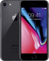 Mobilný telefón Apple iPhone 8 128GB, čierna