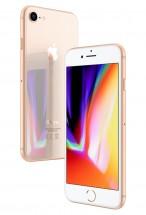 Mobilný telefón Apple iPhone 8 64GB, zlatá