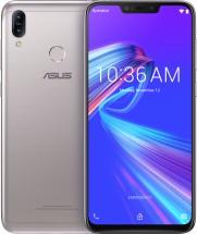 Mobilný telefón Asus Zenfone MAX M2 4GB/32GB, strieborná + Antivir ZDARMA