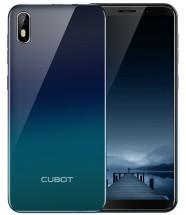 Mobilný telefón Cubot J5 2GB/16GB, svetlo modrá