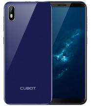 Mobilný telefón Cubot J5 2GB/16GB, tmavo modrá