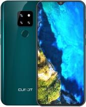Mobilný telefón Cubot P30 4GB/64GB, zelená