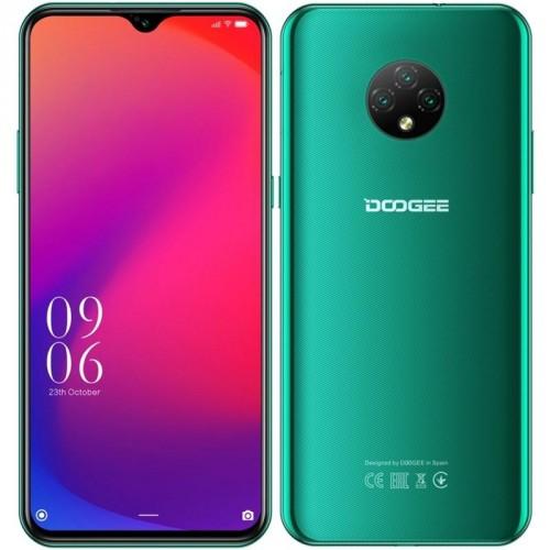 Mobilný telefón Doogee X95 PRO 4GB/32GB, zelená