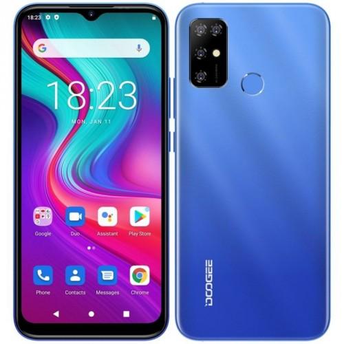 Mobilný telefón Doogee X96 PRO 4 GB/64 GB, modrý