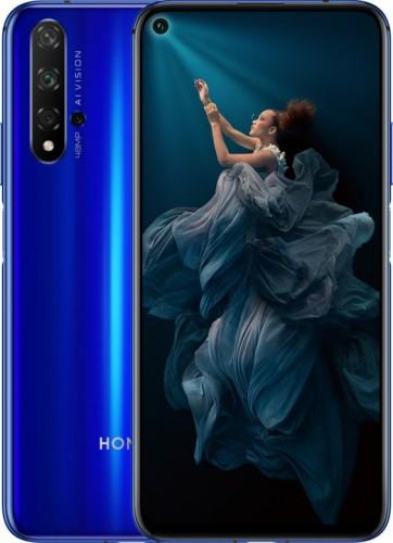 Mobilný telefón Honor 20 6GB/128GB, modrá + DÁREK Antivir ESET na 1rok v hodnotě 299Kč