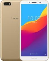 Mobilný telefón Honor 7S 2GB/16GB, zlatá + Antivir ZDARMA