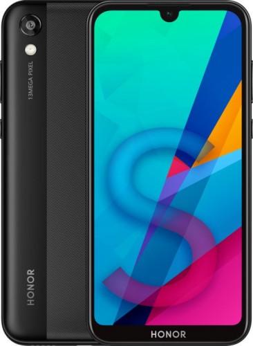 Mobilný telefón Honor 8S 2GB/32GB, čierna + DÁREK Antivir Bitdefender v hodnotě 299 Kč