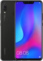 Mobilný telefón Huawei NOVA 3 4GB/128GB, čierna + Antivir ZDARMA