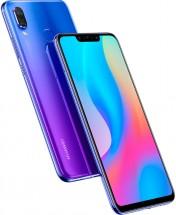 Mobilný telefón Huawei NOVA 3 4GB/128GB, fialová + Antivir ZDARMA