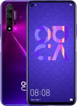 Mobilný telefón Huawei Nova 5T DS, fialová