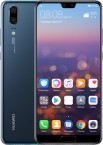 Mobilný telefón Huawei P20 4GB/128GB, modrá