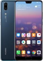 Mobilný telefón Huawei P20, modrá + darčeky