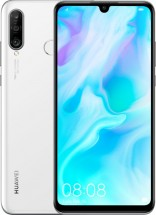 Mobilný telefón Huawei P30 LITE DS 4GB/128GB, biela + Antivir ESET