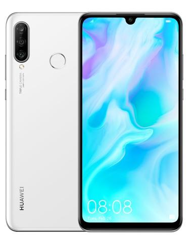 Mobilný telefón Huawei P30 LITE DS 4GB/128GB, biela + DÁREK Antivir Bitdefender pro Android v hodnotě 299 Kč