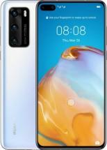 Mobilný telefón Huawei P40 8GB/128GB Ice White POUŽITÉ, NEOPOTREB