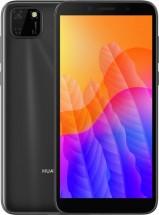 Mobilný telefón Huawei Y5P 2GB / 32GB, čierna + DARČEK Antivir Bitdefender pre Android v hodnote 11,90 Eur