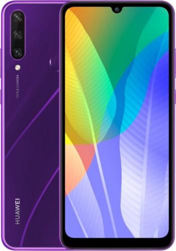 Mobilný telefón Huawei Y6P 3GB/64GB, fialová