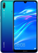 Mobilný telefón Huawei Y7 2019 3GB/32GB, modrá + Antivir ZDARMA