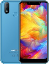 Mobilný telefón iGET Ekinox E6 2GB/16GB, modrá + Antivir ESET