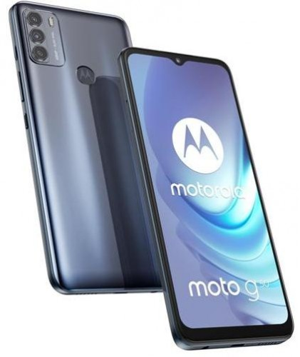 Mobilný telefón Motorola G50 5G 4 GB/64 GB, šedý