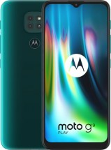 Mobilný telefón Motorola G9 Play 4 GB/64 GB, zelený