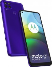 Mobilný telefón Motorola G9 Power 4 GB/128 GB, fialový